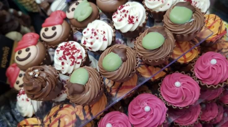 Τα πιο όμορφα και νόστιμα σοκολατάκια για το σπίτι σας ή για τους φίλους σας! (ΦΩΤΟ)