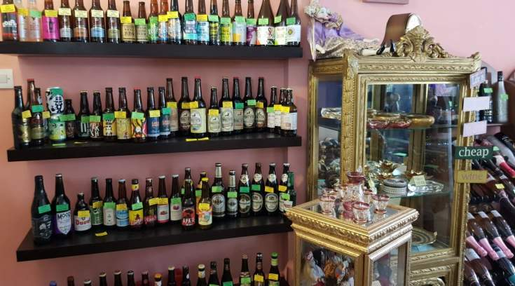 Αγαπάς την μπύρα; Τότε εκεί θα βρεις την μεγαλύτερη ποικιλία στην πόλη!