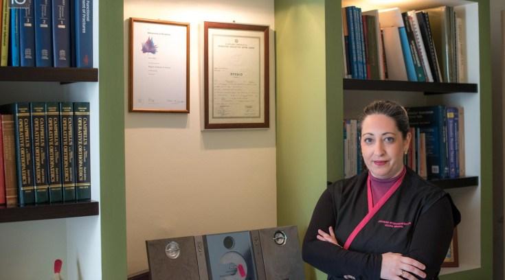 H Iλεάνα Μπάδρα μας ξεναγεί στο εργαστήριο της!