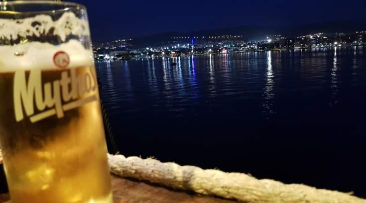 Που θα πιείτε μπύρα, κρασάκι ή ποτό με αυτή την θέα; Θα σας πω!