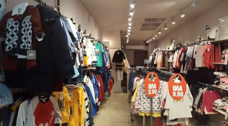 Υπέροχα παιδικά ρούχα σε τιμές ΣΟΚ- Σετάκια 9 ευρώ!