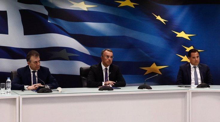 Σε 1,7 εκατ. μισθωτούς το επίδομα των 800 ευρώ – Όλα τα νέα μέτρα