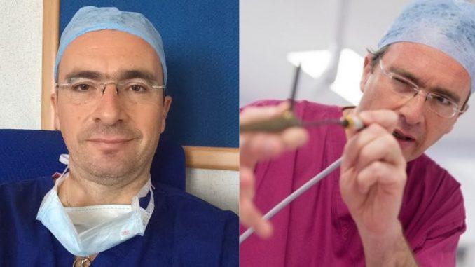 Βολιώτης θωρακοχειρουργός σώζει χιλιάδες ζωές από καρκίνο του πνεύμονα