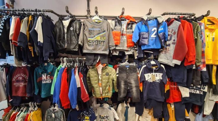 Storage Kids: Φόρμες για το σχολείο και τις δραστηριότητες σε Super τιμές!