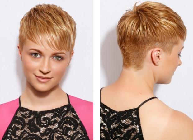 фото стильные короткие женские стрижки