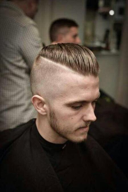 Photo of male haircuts undercut