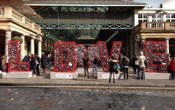 LOVE - British Heart Foundation