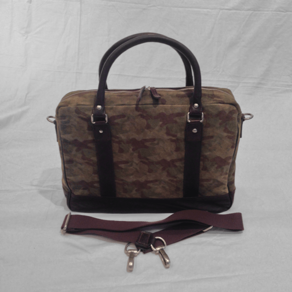 Camouflage Briefcase