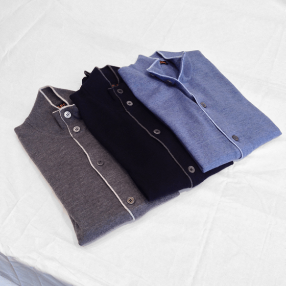 Merino Wool Cardigans