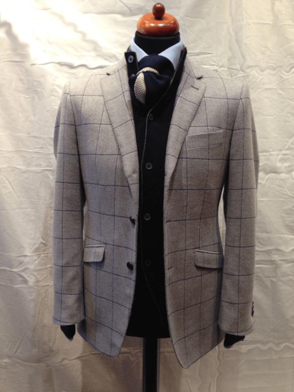 Merino/Angora Jacket - Made to Measure