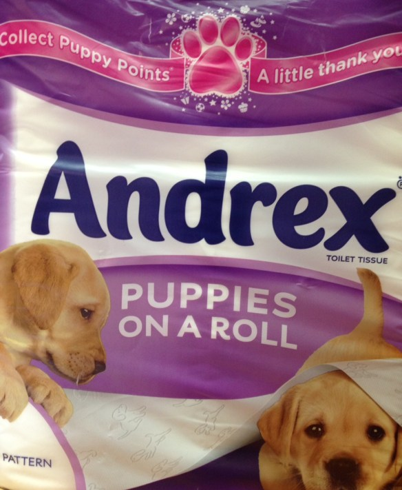 Puppies on a Roll