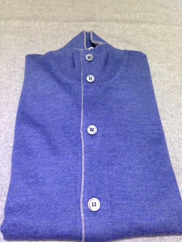 Mid Blue Cardigan