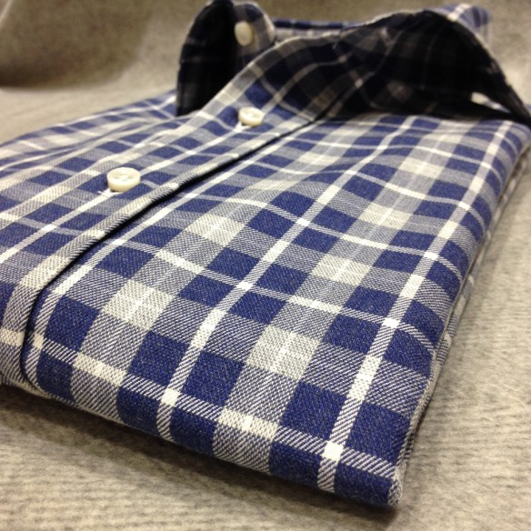 Brushed Cotton Check