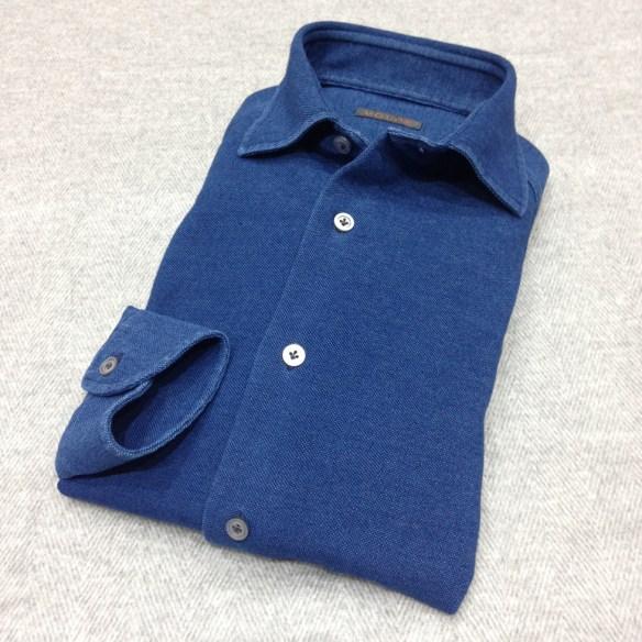 Denim Blue Jersey shirt