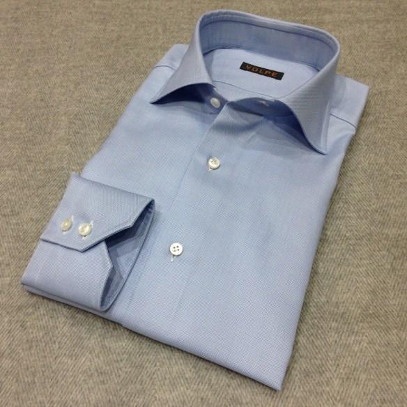 Blue Panama Shirt