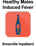 Healthy Males – Induced Fever Study