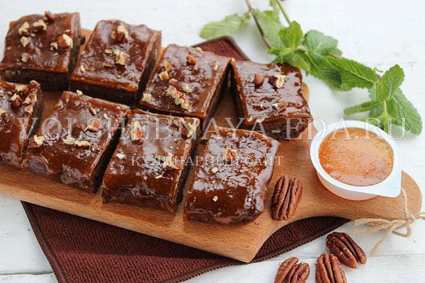 сakelike brownies 11