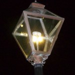Gas Carriage Light