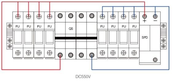 PV Combiner Box Wiring Diagram 4Way nissan 87066 2y000 wiring diagram nissan diagram schematic  at webbmarketing.co