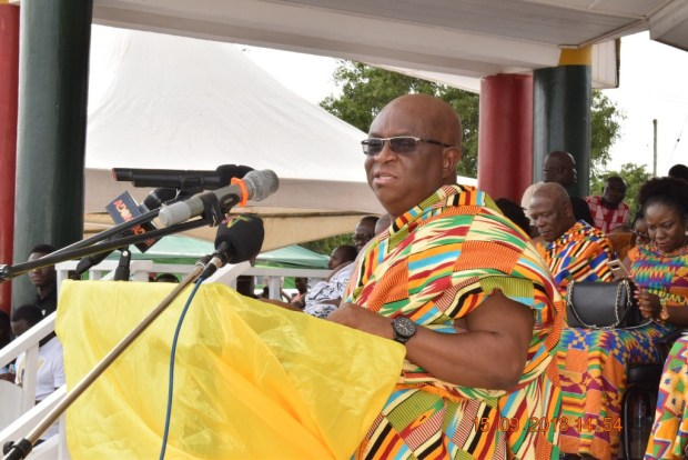 Asogli celebrates Togbe Afede's 15th anniversary, Yam Festival