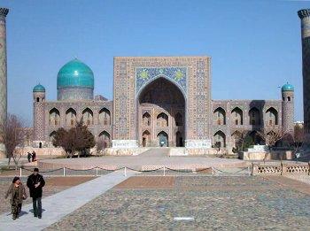 Uzbekistan - Samarkanda