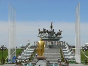 Turkmenistan-Ashgabat