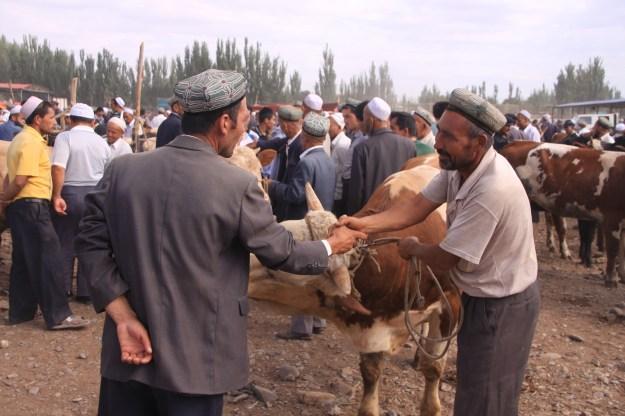 Mercat de Kashgar (Xina)