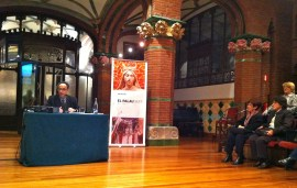 Palau conferencia Benet Casablancas