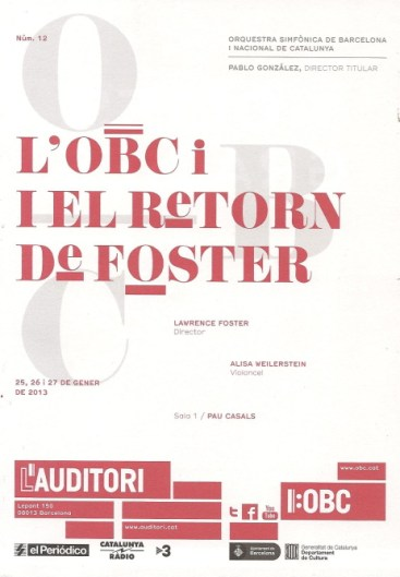 Foster i l'OBC