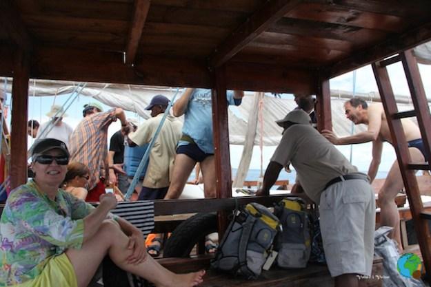 Navegació en Dohw per les QUIRIMBAS 83-imp