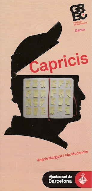 Capricis - Cartell