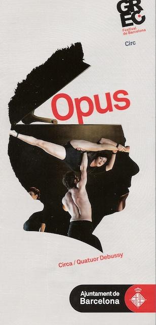 OPUS -cartell