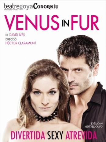 Venus in Fur - foto de la web teatre Goya 2