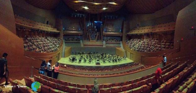 Los Angeles  -Walt Disney Concert Hall 18 -imp