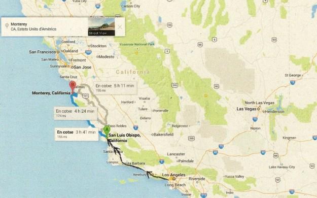 San Luis Obispo - Monterey