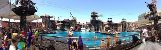 Universal Studios - aigua