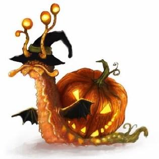 Cargol Halloween