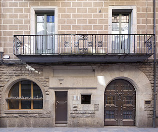 Casa Maso - Façana