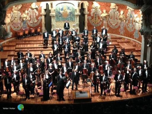 MÜNCHNER PHILHARMONIKER - Palau Musica 1-imp