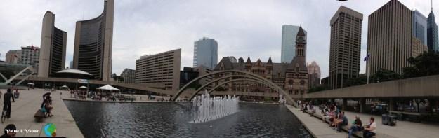 Toronto -  Toronto City Hall04-imp