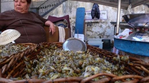 lumachine-per-arricchire-la-zuppa - NAPOLI
