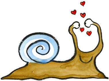 love-snail