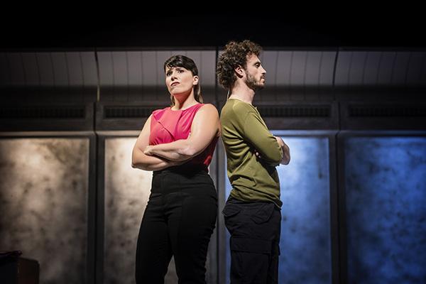 73 RAONS PER DEIXAR-TE - Teatre Goya 1