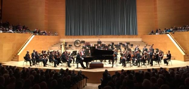 Concert de l'OBC amb Kazushi Ono - 21 febrer 2016 - - 1