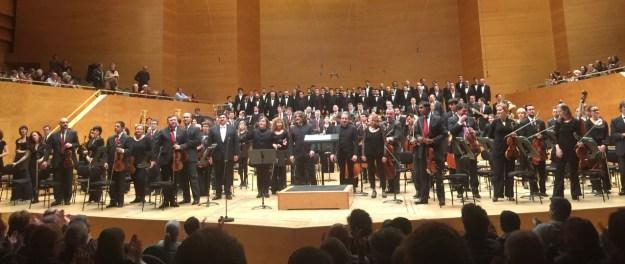 Concert OBC - la 13a de Xostakovitx - 2