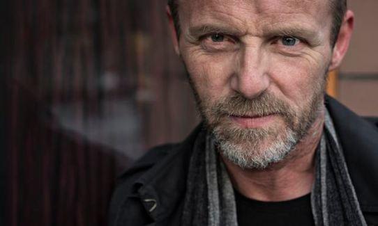 Norwegian crime writer Jo Nesbo