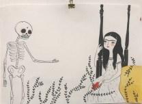 FRIDA KAHLO. Una biografia, de María Hesse - Sala Fènix - il.lustracions de Maria Hesse - - 5