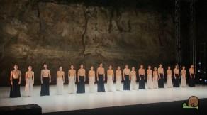 PINE SMOKE - CLOUD GATE DANCE THEATRE OF TAIWAN - Teatre Grec - Voltar i Voltar - - 1