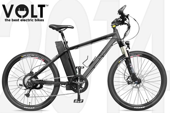 2014 electric bikes from VOLT