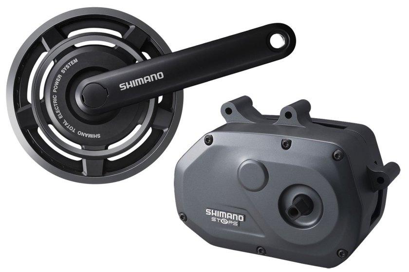 Shimano STEPS motor system